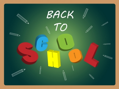 Affiliate Marketing Back to School Infographic