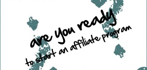Affiliate Marketing Program – Are You Ready?