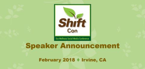 ShiftCon 2018 Speaker Announcement