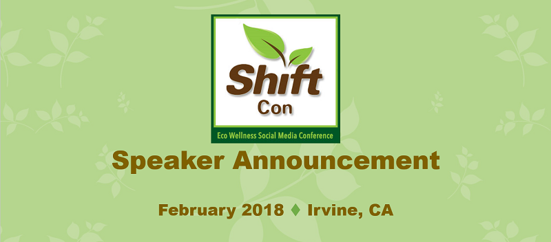 ShiftCon 2018 Speaker Announcement