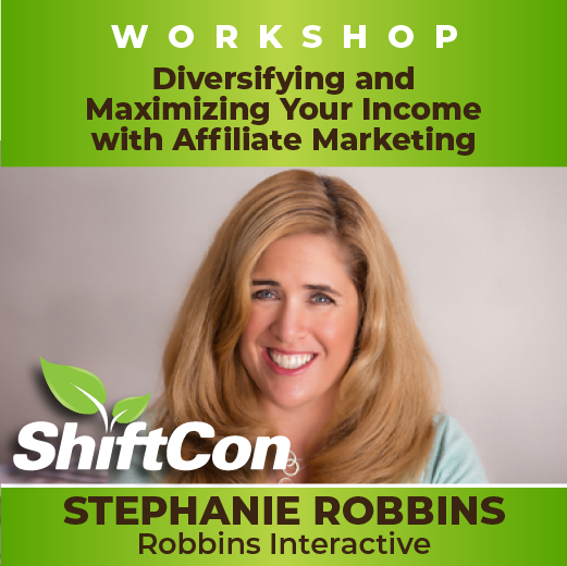 Stephanie Robbins  Speaking At ShiftCon 2020